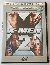 X-MEN 2 DVD PATRICK STEWART (#DVD00497)