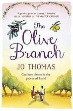The Olive Branch by Jo Thomas, Brand New Book
