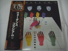 COLOSSEUM II-War Dance JAPAN 1st.Press w/OBI PROMO White Label Gary Moore Rush