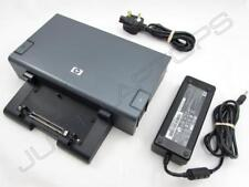HP Compaq avancé Station D'accueil pour nc6400 nc8200 nc8430 + adaptateur AC