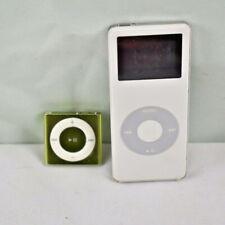 Apple iPod nano 2nd Generation & iPod shuffle 4th gen Mp3 players Fast Shipping