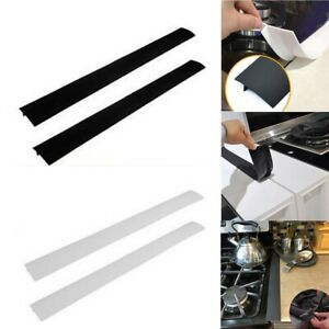 NEW Silicone Stove Counter Gap Cover Spill Guard Seals Filler For Cooker Worktop