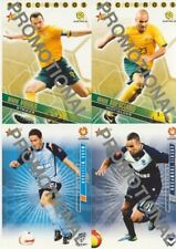 2007 Select A-LEAGUE Soccer - Promos Set of 4 Cards