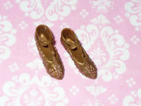 Disney Fashion Barbie Doll ELENA OF AVALOR  REPLACEMENT SHOES