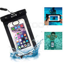 Waterproof Case Phone Dry Bag Pouch Fingerprint Unlock Cover For iPhone 6 6s 7