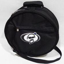"More details for protection racket 12x7"" snare drum case with concealed shoulder strap - 3008c-00"