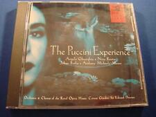 The Puccini Experience (CD, Oct-1995, Conifer) MINT