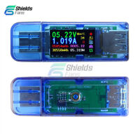 AT34 USB 3.0 LCD Voltage Current Power Capacity Meter Tester Voltmeter Ammeter