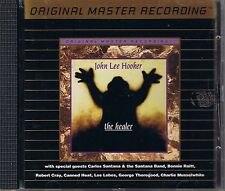 Hooker, John Lee The Healer MFSL Gold CD UDCD 567 UII ohne J-Card