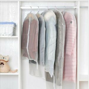 GARMENT DRESS SUIT CLOTHES COAT COVER PROTECTOR TRAVEL ZIP BAG
