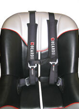 BEARD SAFETY HARNESS 2X2 W/PADS AND AUTO STYLE BUCKLE 880-220-02 ATV Polaris