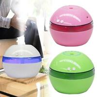 LED Air Aroma Essential Oil Diffuser Ultrasonic Aroma Aromatherapy Humidifier GR