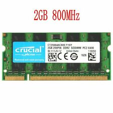 NEW 2GB Acer Aspire One AO531h/AO532h/AO751h Netbook SODIMM DDR2 RAM Memory