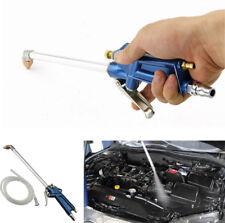1x Car Engine Cleaner Gun Air Pressure Spray Dust Blower Oil Washer Tool + Pipe