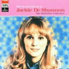 Jackie Deshannon - What The World Needs Now Is . . . Jackie Deshannon - (NEW CD)