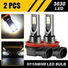 New listing 2pcs H11/H8/H9 Led Headlight Bulbs High Low Beam/Fog Light Drl Lamp Bright White