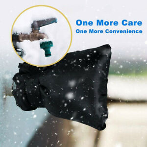 Oxford Outdoor Tap Cover//Water Tap Cover//Winter Faucet Protector//Spigot Cover WildAuto Outdoor Faucet Covers for Winter Faucet Socks for Freeze Protection