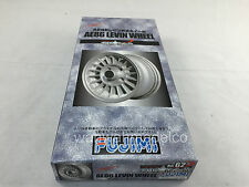 Fujimi TW62 AE86 LEVIN Wheel & Tire Set 17 inch 1/24 scale kit