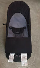 Baby Bjorn Bouncer Balance Soft- Black/Grey Preowned