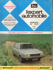 RTA revue technique automobile N° 197 RENAULT 20 R20 30 r30