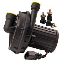 Secondary Smog Air Pump For Audi A4 A6 A8 Q7 VW 1.8T Passat 06A959253E W/ Socket