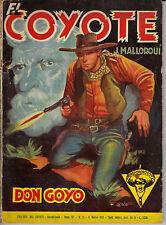 COLLANA DEL COYOTE N° 51 (1953)