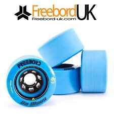 Freebord Edge Wheels Da Blues Stone Ground 78mm snowboard skateboard longboard