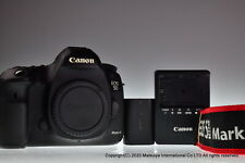 Canon EOS 5D Mark III 22.3MP Digital Camera Body Excellent-