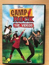 CAMP ROCK ~ THE VIDEOS ~ Walt Disney Teen Music Compilation US Region 1USA DVD