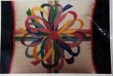 Alice Peterson Needlepoint Kit 2044X Rainbow Ribbons