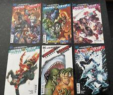 Justice League Vs Suicide Squad  #1-6 DC Universe Rebirth Comic 2017, Whole Set