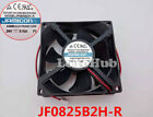NEW jamicon JF0825S2H-R JF0825B2H-R Server Fan DC 24V 0.15A 80X25mm 2wire 2-Pin