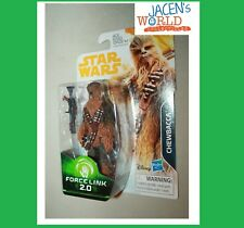 Chewbacca Figure Star Wars SOLO Movie Force Link  3.75 inch