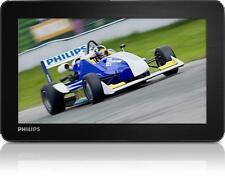 "Reproductor de Video Portatil Multimedia SD LCD Tactil 17,8 Cm 7"" Philips Pv7005"