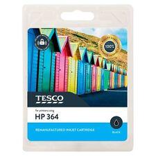 Tesco Hp 364 Black Coloured Inkjet Cartridges Pack of 3