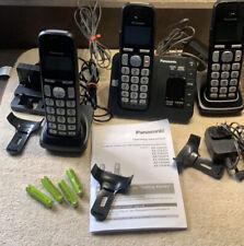 Panasonic Kxtge433B Phones