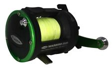 WARBIRD 2020 SEA BOAT MULTIPLIER REEL WITH 0.28mm BRAID LINE BRAND NEW IN BOX