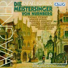 ██ OPER ║ Richard Wagner ║ DIE MEISTERSINGER VON NÜRNBERG ║ Rafael Kubelik ║ 4CD