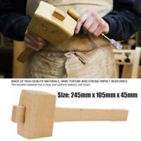 Wooden Mallet Hammer Chisel Woodwork Carving Wood Carpenter Tools