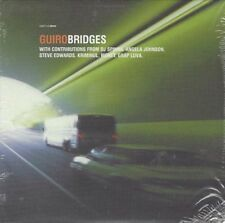 Guiro (Ross Campbell & Stevie Sole Middleton) - Bridges - CD Album, Cardsleeve