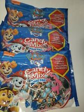 Paw Patrol Candy Mix Pinata Filler or Party Favor Bags Lollipops Gummies +