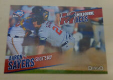 2013/14 AARON SAYERS Australian Baseball League (ABL) - Melbourne Aces