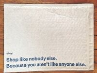 """10x eBay Branded Airjacket Bubble Envelopes Shipping Mailers 9.5 x 13.25"""" Lot 10"""