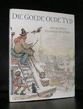 Anton Pieck # DIE GOEDE OUDE TIJD# nm+, 1980