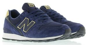 New Balance 996 Women's Classic Trainers Sneakers WR996HC UK 4 / 5 / 5.5 - Blue