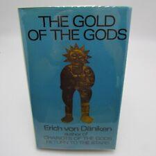 The Gold of the Gods Erich von Daniken 1973 Great Britain