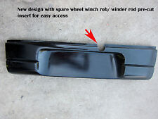 QUALITY HOLDEN VY VU VZ UTE REAR BUMPER INFILL PANEL WITH RETURN INSERT