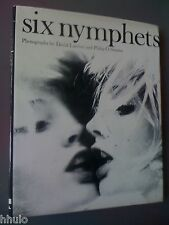 Photographie Six Nymphets David Larcher & Philip O Stearns E/O 1966 erotisme