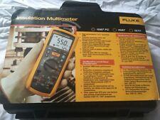 FLUKE 1587FC DIGITAL INSULATION MULTIMETER  !!!NEW!!!