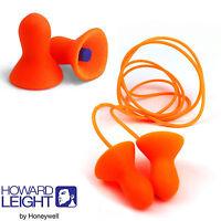 Howard Leight neutrons des bouchons d'oreille à cordon Bouchon d'oreille réutilisables par Howard Leight